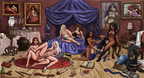 bed sex latina