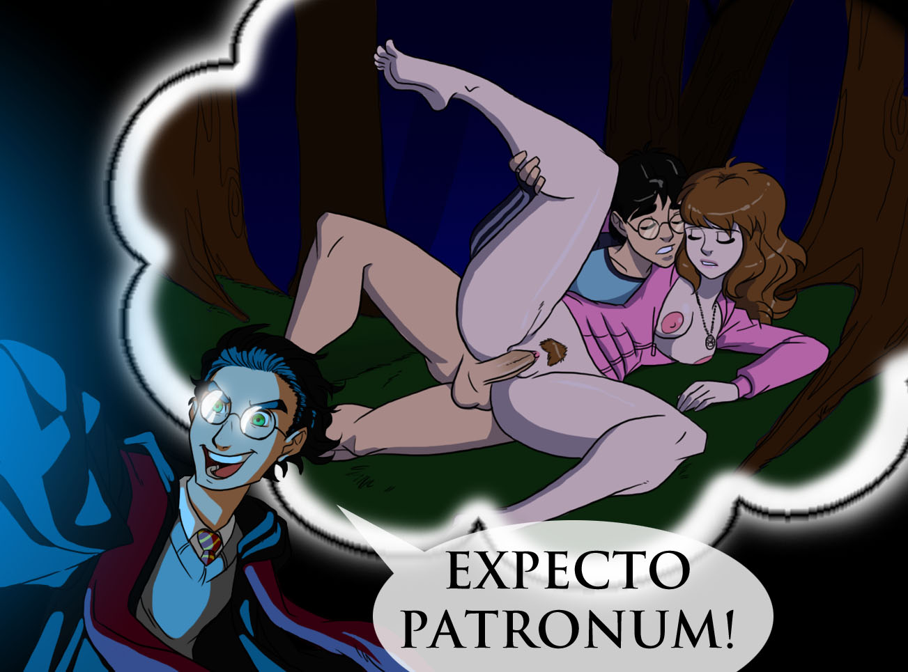 Free porn Harry Potter Comic galleries